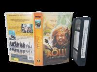 VHS - lastenelokuva (Rölli ja metsänhenki) S