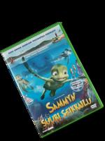 DVD -elokuva (Sammyn Suuri Seikkailu) K7