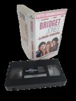 VHS -elokuva (Bridget Jones - Elämäni sinkkuna) K-7