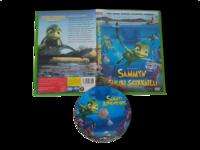 Lasten DVD -elokuva (Sammyn suuri seikkailu) K7