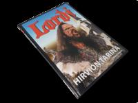 Kirja (Sven Pahajoki - Lordi - Hirviön tarina)