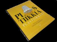 Kirja (Satu Latvatalo - Plastiikka - Virkkaa muovipusseista)