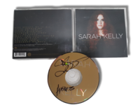 CD -levy (Sarah Kelly - Where The Fast Meets Today)