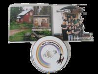 CD -levy (Dur-rackarna - Det bär oo nu!))