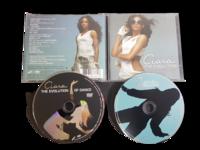 CD / DVD -levy (Ciara - The Evolution)