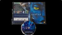 DVD -elokuva (Avatar) K12