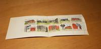 Suomalaisia talonpoikaisrakennuksia postimerkkivihko