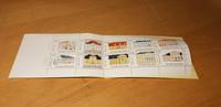 Suomalaisia kartanoita postimerkkivihko