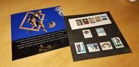 Postin lajitelma: Taidetta postimerkeissä