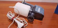 Sähkökäyttöinen maaliruisku (Krebs)