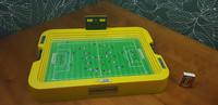 Vintage led -jalkapallopeli (Dribblingtronic)