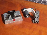 Vintage filminleikkaustyökalu (Hähnel)