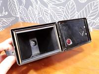 Vintage laatikkokamera (GAP)