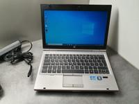 Tehokas kannettava tietokone (HP EliteBook 2560p)