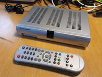 Kaapeliverkon digiboksi (Schneider DVBC10 )