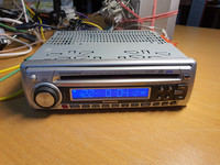 Autoradio / CD -soitin (Soundmax SM-6088CDR)