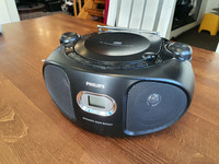 Radio / CD -soitin (Philips AZ105B/12)