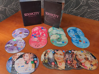 Sex and the city 1 - 6 (DVD)