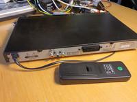 DVD -soitin (Hitachi DV-P445E)