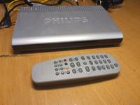 Antenniverkon digiboxi (Philips DTR200/14)