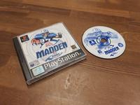 Madden NFL 2001 -peli (PS1)