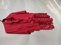 Vintage, lasten kaksiosainen puku.