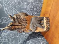 Puinen norsupatsas (45 cm)