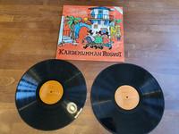 Kaardemumman Rosvot (LP)