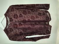 Naisten Vintage Paita. Koko M