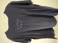 Naisten Vintage T-paita. Koko L