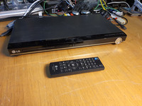 DVD -soitin (LG DVX350)