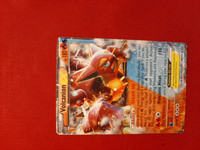 Volcanion EX [Volcanic Heat] (V.1)  26/114 - Steam Siege