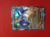 Latios EX [Fast Raid | Light Pulse] -  XY Black Star Promos  Holo