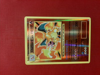 Charizard 11/108 - Evolutions  Foil