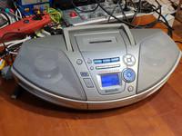 Stereot radio/cd/kasetti (Panasonic RX-ES25)