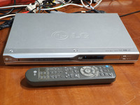 DVD -soitin (LG DS8400C)