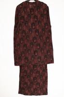 Naisten Vintage NP+collection mekko + liivi. Koko 40