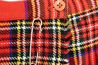 Lasten skotti-tyylinen Scannetta hame, koko 160