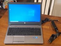 Kannettava tietokone (HP Probook 650 G1 #1)