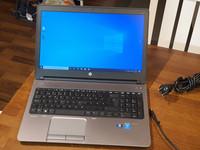 Kannettava tietokone (HP Probook 650 G1 #2)