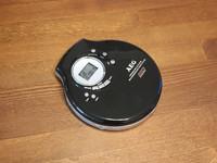 Kannettava CD -soitin (AEG CDP 4212)