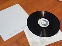 LP -levy  (Eppu Normaali – Valkoinen Kupla)