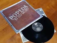 LP -levy (Popeda - Ei Oo Valoo)