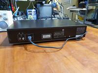 CD -soitin (Technics SL-PG480A )