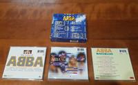 CD-levy (ABBA The Originals)