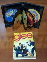 DVD (Glee - 1.tuotantokausi, neljän levyn boksi)