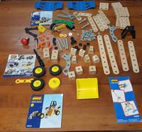 Puinen rakennussarja (Brio Building System)