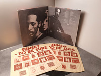 LP -levy (Ike And Tina Turner / Live at Carnegie Hall)