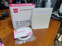 4G modeemi / reititin (ZTE MF286A)