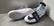 Sisäpeli-/futsalkengät, koko 33,5 (Nike Mercurial X)